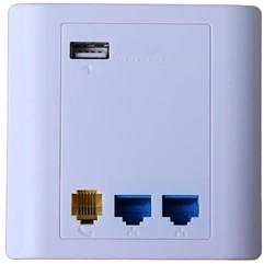 WAP800-R12武汉入墙型智能无线AP